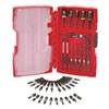 Milwaukee 48-32-4402 Drill Bit Set, 35 Pc, 1/4 In Shank
