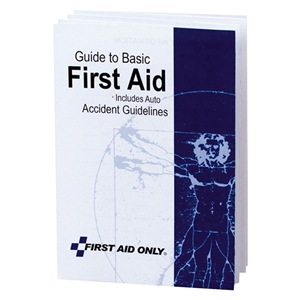 First Aid Only BK021