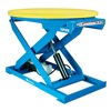 Bishamon L2K-TT Scissor Lift Table, 2000 lb., 115V, 1 Phase