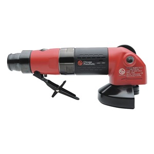 Chicago Pneumatic Air Angle Grinder, 12, 000 rpm, 7-7/8 In. L