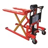 Dayton 11K273 Manual Pallet Lifter, 1100 lb., 27 in. W