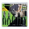 Greenlee 0159-36 Apprentices Tool Kit, Electrical, 6Pc