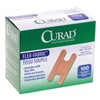 Curad NON25510 Knuckle Bandage, Strl, Ahsv, Fabric, PK 100