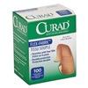 Curad NON25660 Adh Bandage, Sterile, Fabric, 1x3 In, PK 100