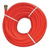 Armored Textiles G541ARMRE100N Booster Fire Hose, 100 ft. L
