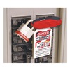 Accuform Signs KDD160 Circuit Breaker Lockout, Voltage 120/240