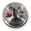 Taylor 6020 Food Srvc Thermometer, Grill, 50 to 600F