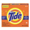 Tide 27782 Pwdr Laundry Dtrgnt, 20 oz, Frsh Scet, PK15