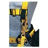 Dbi-Sala 9504374 Lanyard Keeper, Black, 5-3/8 In. L