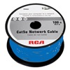 Audiovox TPH534B 100' BLU Cat5e Cable