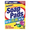 Personal Care Products Llc 90562-7 12CT STL Wool Soap Pad, Pack of 12