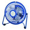 "Foshan Guanmei Electrical Co HVF4-RPBLUE WP 4"" BLU HiVeloc Fan"