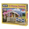 Reeves/Breyer Div. 688 3 Horse Stable