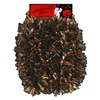 Holiday Trim 7607 4x12 BLK/ORG Garland
