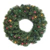 "Noma/Inliten-Import 68395-88 HW 30"" B/O Multi Wreath"