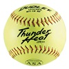 "Spalding Sports Div Russell 4A-065YP 12""YEL SlowPit Softball"