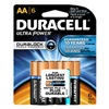 Procter & Gamble/Duracell MX1500B6Z10 ULTRA 6PK AA Battery
