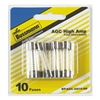 Cooper Bussmann BP-AGC-AH10-RP 10PC High Amp Fuse, Pack of 5