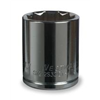Westward 5MX77 Socket, 3/4Dr, 15/16 In, 12 Pt, Chrome