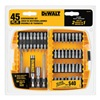 Dewalt Accessories DW2166 45PC Screwdriving Set