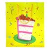 Flp Llc 9502 9x11 Cupcake Gift Bag, Pack of 60
