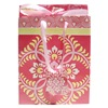 Flp Llc 9500-DISC 2PK 7x9 Floral Gift Bag, Pack of 60