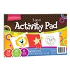 Flp Llc 9861 60Sheet Activity Pad, Pack of 48