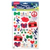 Flp Llc 9911 Glitter Tattoos, Pack of 72
