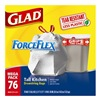Clorox Company, The 78537 76CT 13GAL Kitch Bag
