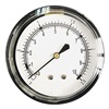 Approved Vendor 18C796 Pressure Gauge, 2 1/2 In, 0 to 100 Oz/SqIn