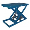 Bishamon L2K-2848 Scissor Lift  Table, Cap 2000 lb, 28x48