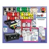 Dms DMS 05841 Tabletop MCI Training Kit, 10 Pcs