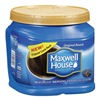 Maxwell House 4300004648 Ground Coffee, Reg, 30.6 oz, Makes 240 Cups