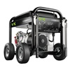 Powerboss 30557 Portable Generator, 6500 Watts