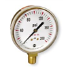 U.S. Gauge P612K Pressure Gauge, Welding, 2 1/2 In, 30 Psi