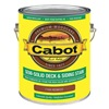 Cabot 140.0017480.007 Stain, Redwood, Semi-Solid Flat, 1 gal