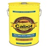 Cabot 140.0019204.008 Exterior Stain, Heartwood, Toned Flat, 5gal