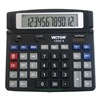Victor 1200-4 Calculator, Desktop, 12 Digits