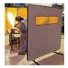 Hi Temp G51-6x6-JS Windowed Welding Screen, 6x6