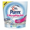 Purex 347 Laundry Detergent, 36 Pks Per Bag, PK4