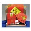 Marcom K0001609ST GHS SDS Const Kit, w/ Poster/Book, Spanish