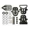 Sandpiper 476.129.000 Repair Kit, Air, 1/4 In Nonmetallic Pump