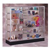 Waddell Display 2605-WB-SN Display Case, 40x60x20, Satin