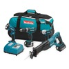 Makita LXT407/BL1830 Cordless Combo Kit W/Free Bat, 18 V, 4 Pcs