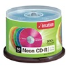 Imation IMN15808 CD-R Disc, 700 MB, 80 min, 52x, PK 50