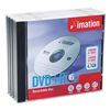 Imation IMN17193 DVD+R Disc, 4.70 GB, 120 min, 16x, PK 5