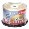 Imation IMN17300 CD-R Disc, 700 MB, 80 min, 52x, PK 50