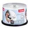Imation IMN17304 CD-R Disc, 700 MB, 80 min, 52x, PK 50