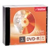Imation IMN17339 DVD-R Disc, 4.70 GB, 120 min, 16x, PK 5