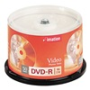 Imation IMN17341 DVD-R Disc, 4.70 GB, 120 min, 16x, PK 50